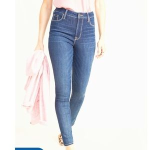 •Old Navy High-Rise Skinny Jeans•